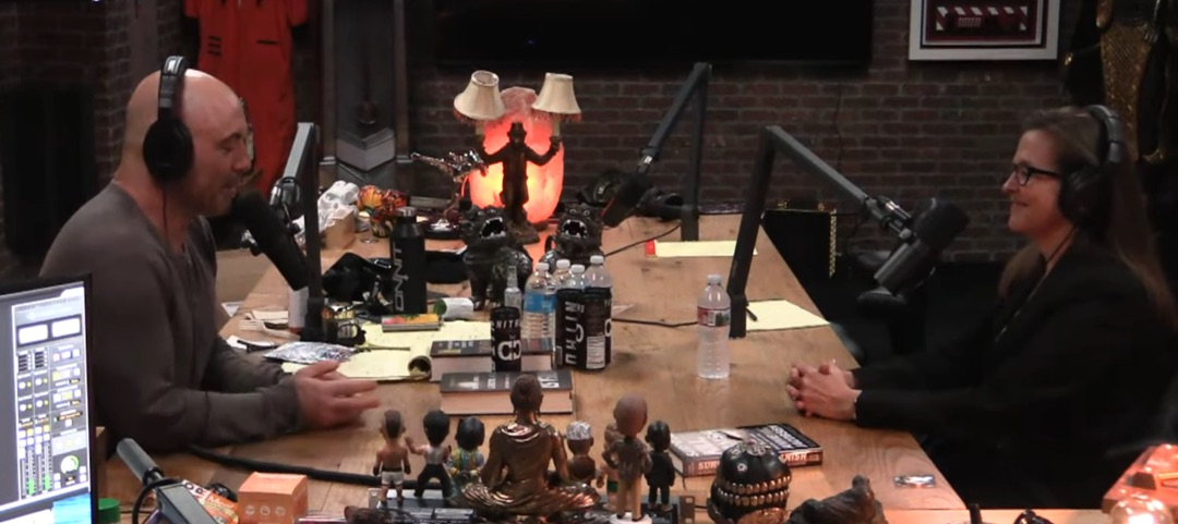 JRE – Annie Jacobsen – Area 51, Roswell, Wright Patterson, Project Paperclip, etc.